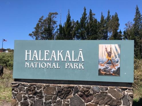 HaleakalaSign